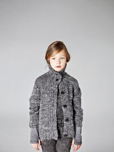 Lovely grey. #designer #kids #fashion