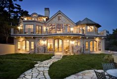French Country House Exteriors | ... Exterior Inspiration for Your Dream Home | Comfortable Home Design