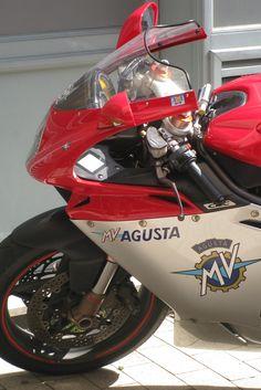 MV Agusta (by me). #MvAgustaBikes