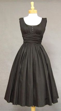 Ann Fogarty 1950's Sun Dress