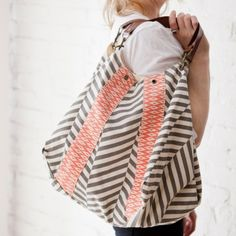 Gorgeous ikat bag that's perfect for summer, and crazy affordable!