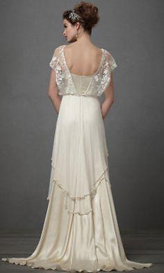 Vestido inspiración vintage