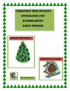 Christmas Tree Pocke