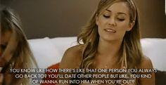 Lauren Conrad - hahaha great quote