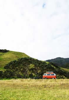 YES PLEASE! vw campervan // New Zealand