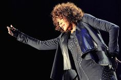 Whitney Houston Performs In Milan. The singer and actress has died. She was 48.