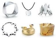 Frank Gehry designs for Tiffany