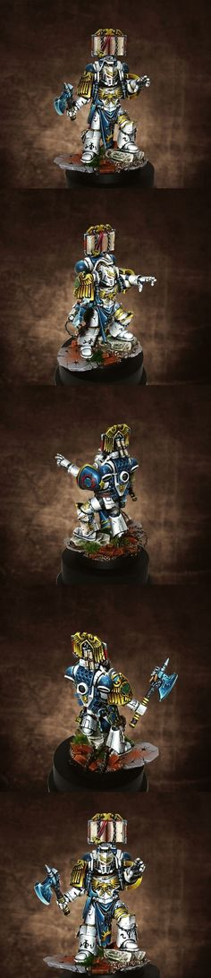 World Eaters Librarian