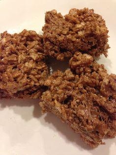 nutella rice krispie treat recipe