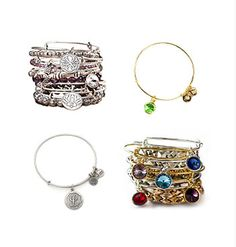 Win an arm party from Alex and Ani and Lover.ly!