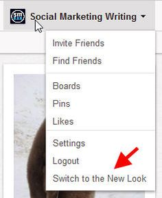 """This is a very good explanation on the features of the """"new"""" #Pinterest and worth a read PD"""