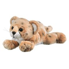 Cheetah Cub (Conservation Critters) at theBIGzoo.com, a toy store with over 12,000 products.