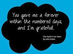 the fault in our stars tfio, books, grate, stars, forev quot, word, john green, fault, moviebook quot
