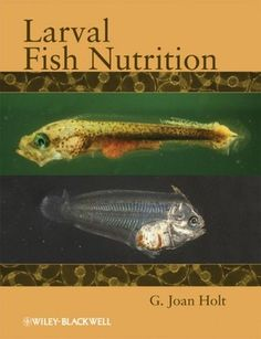 Publications by G. Joan Holt [lots of larval marine fish info!]