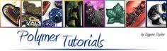 Polymer Clay tutorial.