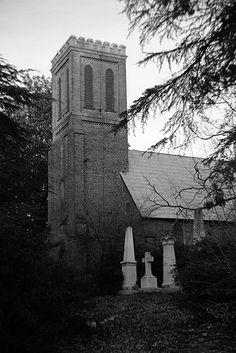Trinity Episcopal Church. Scotland Neck NC.