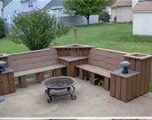 diy outdoor furniture - Bing Images
