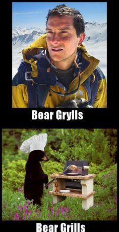 Bear Grylls: Bear Grills