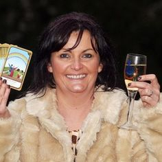 Psychic predicted own lottery win
