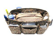 Love the idea of a purse organizer!