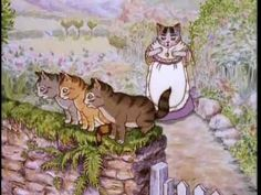 The Tale of Tom Kitten and Jemima Puddle-Duck (Beatrix Potter)