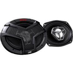 "JVC CSV6938 6-Inch x 9-Inch 3-Way Coaxial Speakers 400W Peak (Pair) by JVC. $45.00. 6"" x 9"" 3-Way Coaxial Speakers 400W Peak 60W RMS"