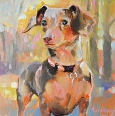 animal portraits - paintings by erin fitzhugh gregory