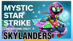 Skylanders Mystic Star Strike Lost Islands Gameplay #skylanders #toys #collecting #ipad #videogame