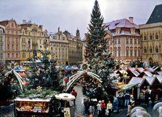 Prague - Christmas Market - a wonderful time of year