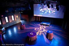 One World Theatre - inside theatre