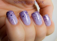 Manicurator: F4 Polish Grape Escape swatch and review