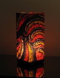 Dharma Trading Co. Featured Artist: Eric Rasmussen batik home decor
