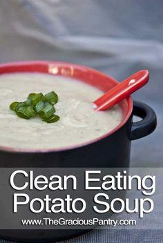 leek and potato soup healthy, clean eating soup, cleanses, eat potato, clean potato soup, clean soup, soup clean eating, cleaneat, leek recipes soup potato