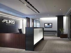 LKQ Corporation by Eastlake Studio , via Behance internet radio, corpor interior, eastlak studio, studios, interior offic, corpor offic, offic space