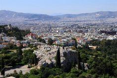 Clay in the Potters Hand: Bills Big Fat Greek Port Visit