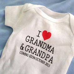 Du skal bli bestemor kopp