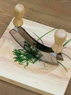 Herb Cutting Set - Kitchen and Cooking Supplies at Cooksgarden.com