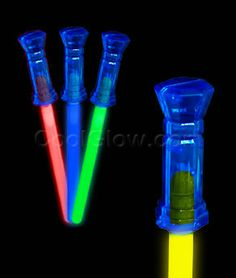 Glow Light Saber - Assorted - Glow Sticks, Glow Necklaces, Glow Bracelets, Wholesale Cheap Glow Sticks