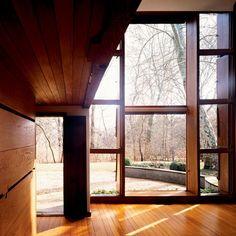 Esherick House designed by Louis Kahn - Philadelphia, PA