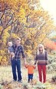 family of 4 photo shoot idea