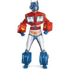 OH MY GOSH!! someone PLEASE give me $75 + tax! :O ♥ #Halloween #Costume #OptimusPrime #Transformers