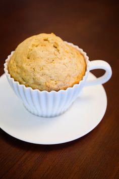 Cake & Coke: Tea & Honey Muffins