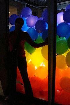 Balloons. :)