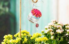 Handmade Hummingbird Feeder