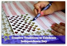 Creative Traditions to Celebrate Independence Day MommyB #spon #July4th holiday activ, holiday theme, staten island, juli festiv, kid activ, independence day, island famili, celebr independ