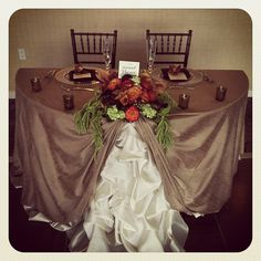 "@Trini Leon {NOZZA Studio}'s photo: ""Sweetheart table #nozza"" #hotelmaya"