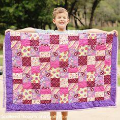 teacher gifts, teacher appreciation gifts, quilts, craft idea, sewingquilt project, picnic quilt, cheater quilt, teachers, quilt pattern