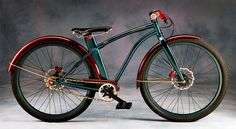 ride, bicycles, beach cruisers, custom bicycl, bike, anderson cycl, keith anderson, gt spyder, anderson custom