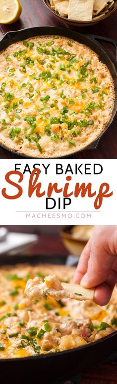 Easy Baked Shrimp Di