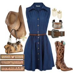 Home On The Range, created by kjsteiner on Polyvore